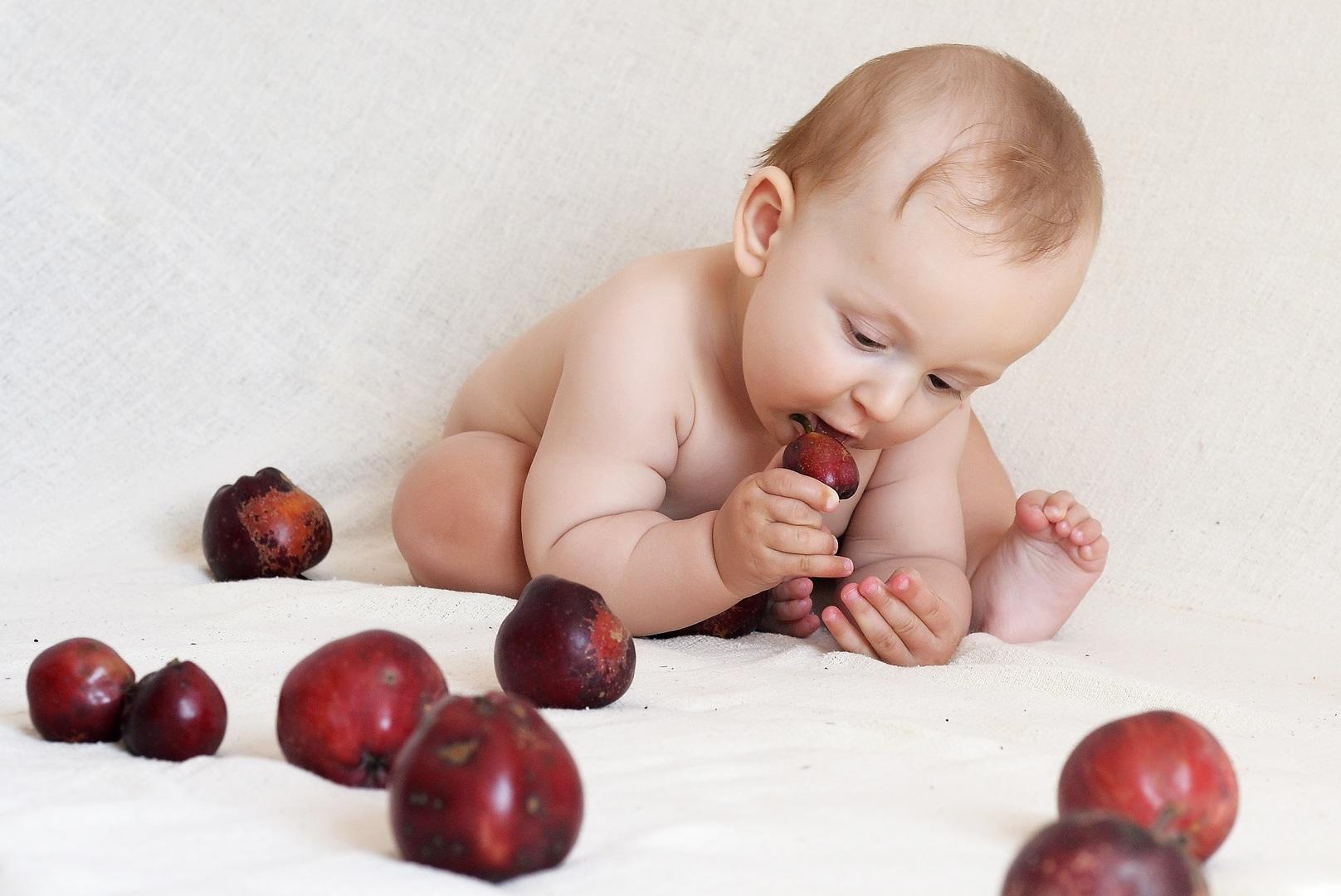 Когато детето ви се учи да се храни само